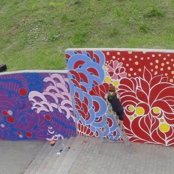 mural Ołdak